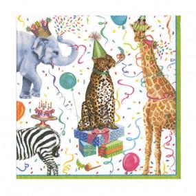 Guardanapos  Party Animals