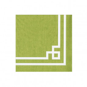 Guardanapos Verde Gauche P