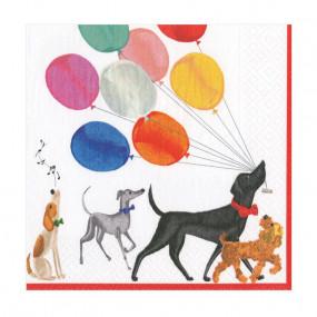 Guardanapos Dogs