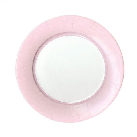 Pratos Rosa Linen