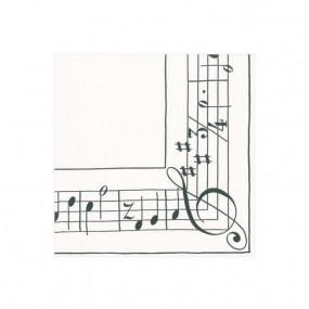 Guardanapos Música P