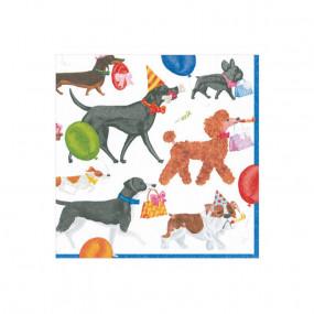 Guardanapos Dogs P