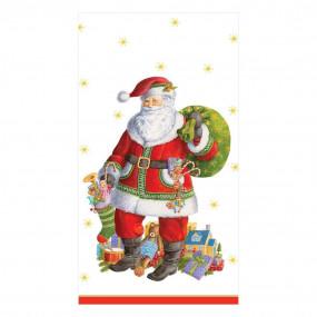 Guardanapos Santa Claus