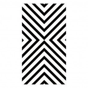 Guardanapos Black Chevron