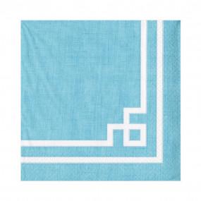 Guardanapos Azul Gauche