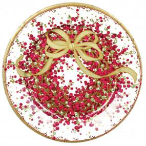 Pratos Natal Pepperberry GRANDES