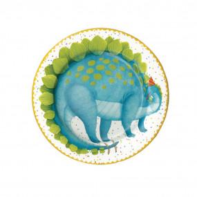 Pratos Dinossauros