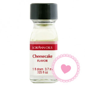 Essência Concentrada 3.7ml –Cheesecake