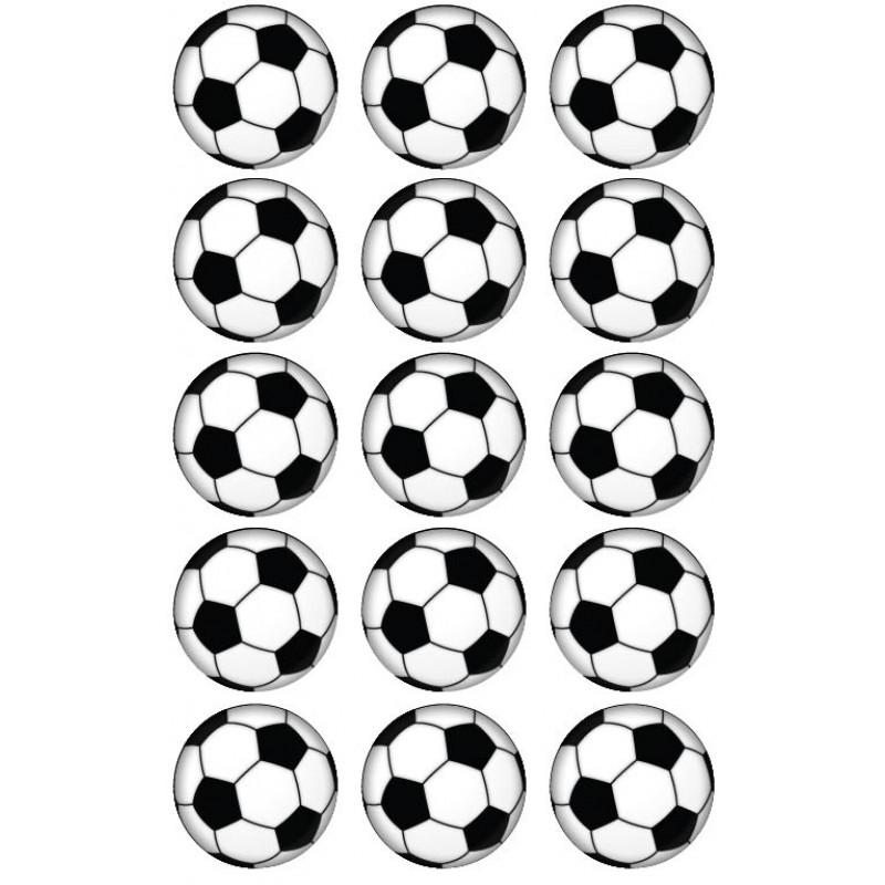 Folha de Açúcar Bola Futebol 6c089e5f77ecc
