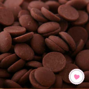 Chocolate Sucedâneo Negro  500gr