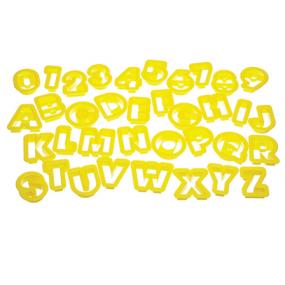 Cortadores Letras e Números