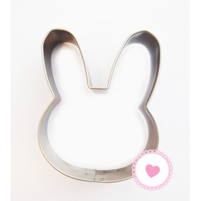 Cortador Cabeça Miffy Coelha 8cm