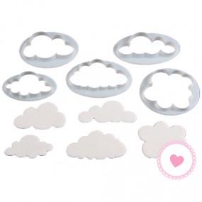 Cortadores Nuvens Conj. 5
