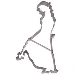 Cortador Princesa 9 cm