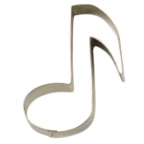 Cortador Nota Musical 7cm