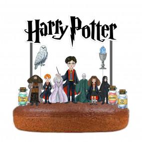 Topo Harry Potter