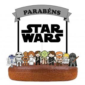 Topo Star Wars