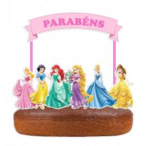 Topo Princesas