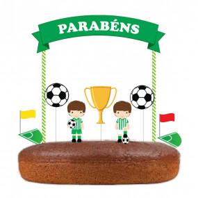 Topo Futebol Verde