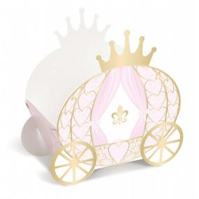 Caixas Carruagem Princesa - conj.8