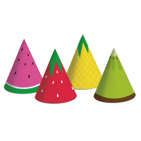 Chapéus Frutas