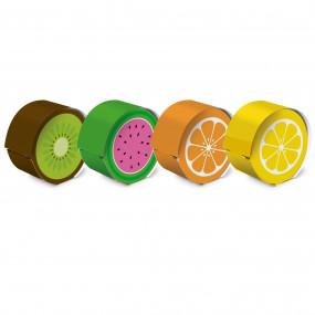 Caixas Frutas - conj.8
