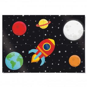 Painel Espaço