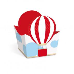 Forminha Brigadeiro Balão Ar - Conj.24
