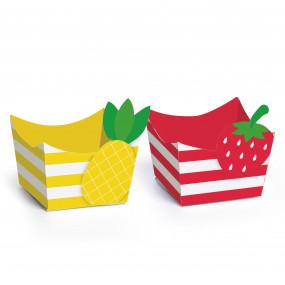 Forminhas Brigadeiro Frutas - Conj. 24