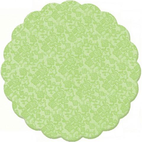100 Tapetinhos Brigadeiro Verde