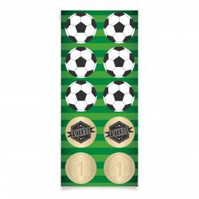 Etiquetas  Futebol - conj.30