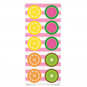 Etiquetas  Frutas - conj.30