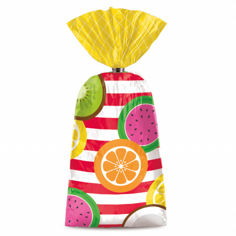 Sacos Frutas - conj.8
