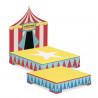 Expositor Docinhos Circo - Conj.2