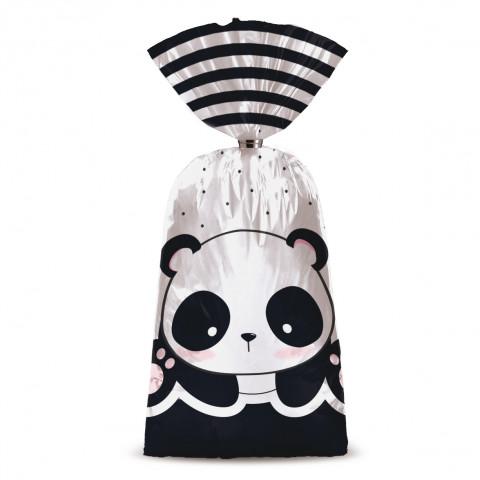 Sacos Panda - conj.8
