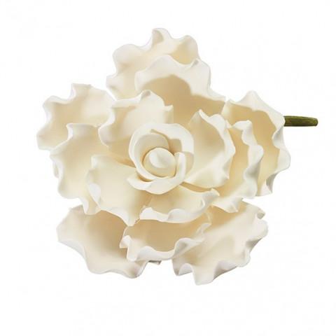 Flor em Pasta de Flores