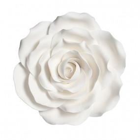 Rosa em Pasta de Flores