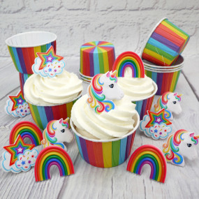 24 Formas Rainbow