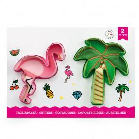 Cortadores Flamingo e Palmeira