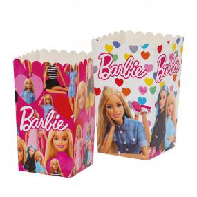 Pacotes Pipocas Barbie - conj.6