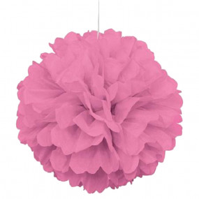 Pompom Grande Rosa