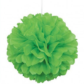 Pompom Grande Verde Alface