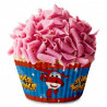 Formas Cupcake Super Wings Conj. 50
