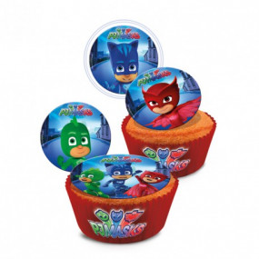 Mini Discos Pj Masks - Conj. 16