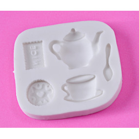 Molde Chá