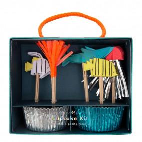 Kit Cupcakes Mar