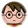Pratos Harry Potter G