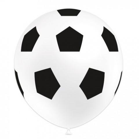 6 Balões Futebol