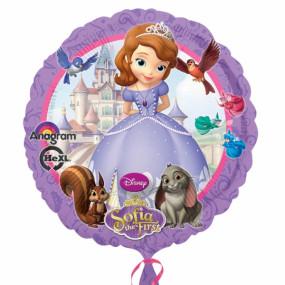 Balão Princesa Sofia 45cm