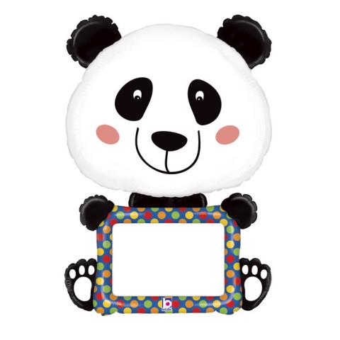 Balão Panda 120cm + Caneta